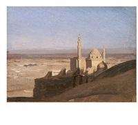 vue du caire by jean-léon gérôme
