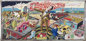 the agony in the car park by grayson perry