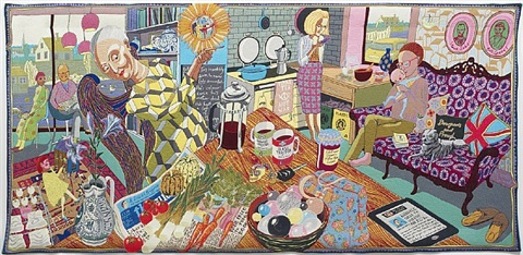 the annunciation of the virgin deal by grayson perry