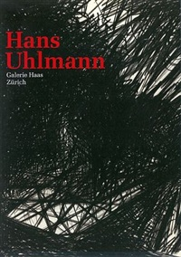 katalog: hans uhlmann by hans uhlmann