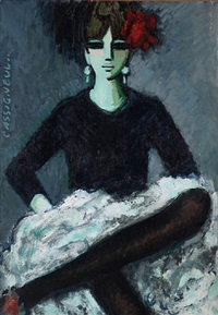 ballerina by jean-pierre cassigneul