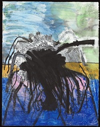 untitled, march 10, 5/11/10, 5/13/10 by carroll dunham