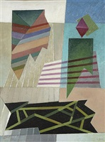 receding planets by werner drewes