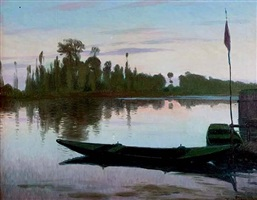 evening by charles victor guilloux