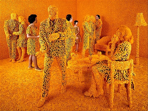 the cocktail party by sandy skoglund