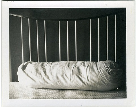 untitled (bed) by robert mapplethorpe