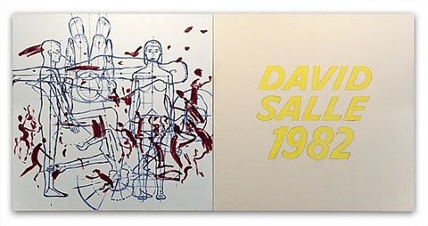 spring fever by david salle