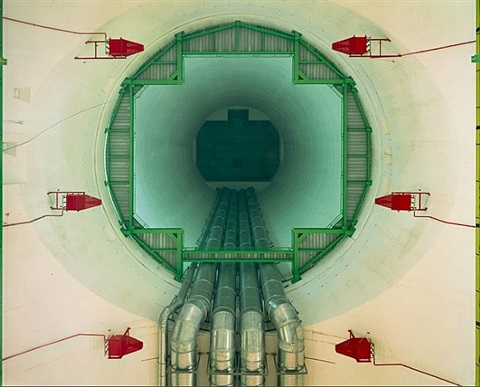 untitled (large hadron collider no.4) by simon norfolk