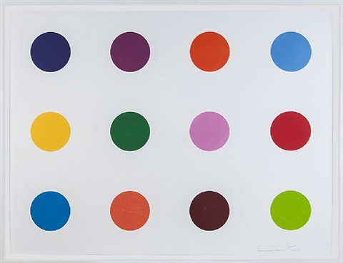tyloxapol by damien hirst