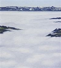insel 9/iii stockhornblick by ralph fleck