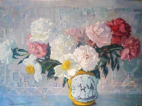 peonies by jane peterson