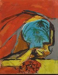 cave entrance by graham sutherland