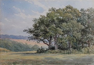 at crowhurst by maria gastineau
