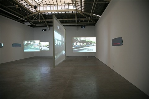 exhibition view by jill magid