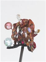 pyrite (murphy's law) by tony oursler