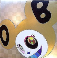 golden dob by takashi murakami