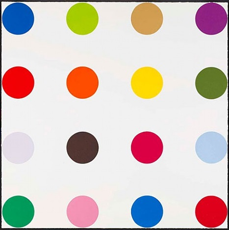 cocarboxylas by damien hirst