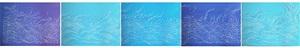 blue sea by rosana ricalde