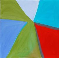 green times blue by marina adams