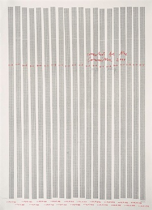 countdown 2000 by joseph beuys