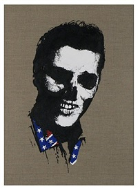 dead elvis by paul insect