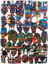 a lexicon of persistent absence: which self sees, which self speaks? by bo joseph