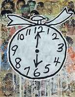 clock by donald baechler