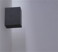 untitled (rectilinear solid) by susan york