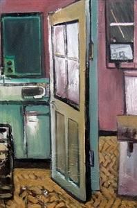 küchentür by peter wuttke