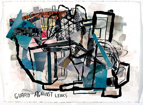 guard against leaks by todd arsenault