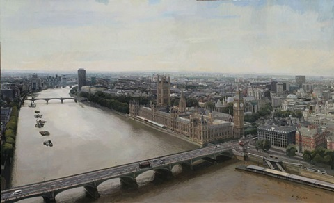 london at twelve by kike meana