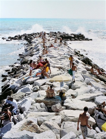 madima wave verticale by massimo vitali