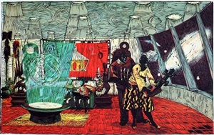 keeping the culture by kerry james marshall