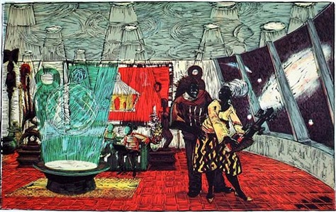 re current editions - 50 years of prints by kerry james marshall