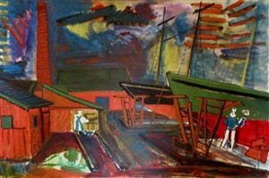 the boatyard by dehirsh margules