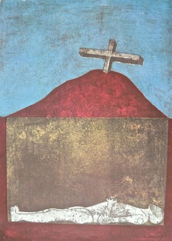 the signs exist i by rufino tamayo