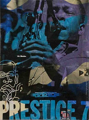 it's macho (coltrane) by robert mars