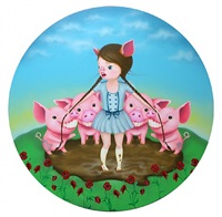 the pig show by sara sanz