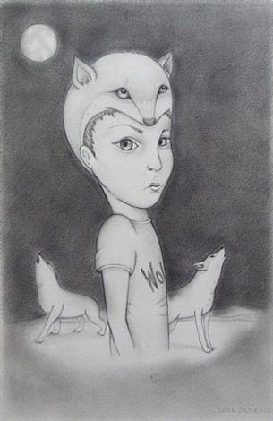 the wolf boy by sara sanz