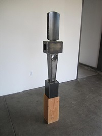 steel totem by joey vaiasuso