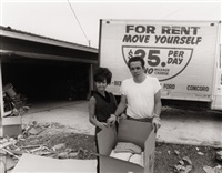 we moved to a nicer house by bill owens