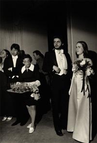 hungarian debutante ball hotel pierre n.y.c. by larry fink