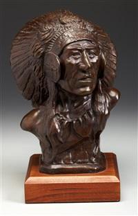 indian chief by earle erik heikka