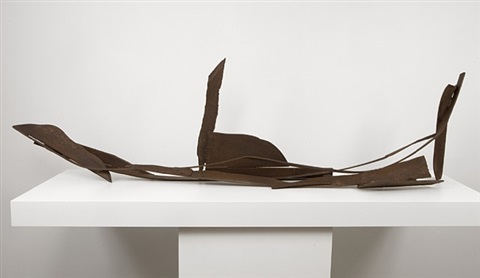 table piece cccxix - gothic by anthony caro