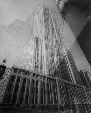 lumas charity auction empire state building by edward steichen