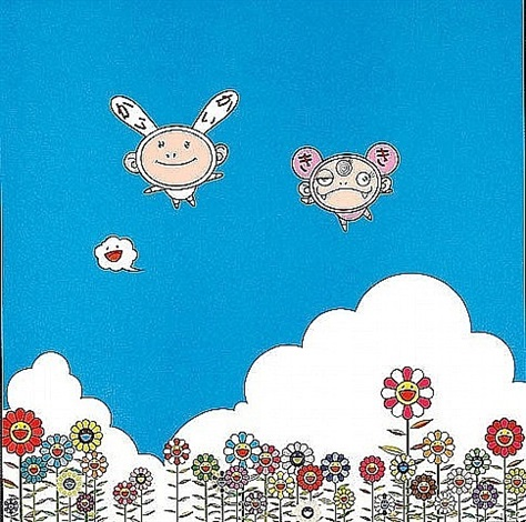 if i can do this, if i can do that… (kaikai & kiki) by takashi murakami