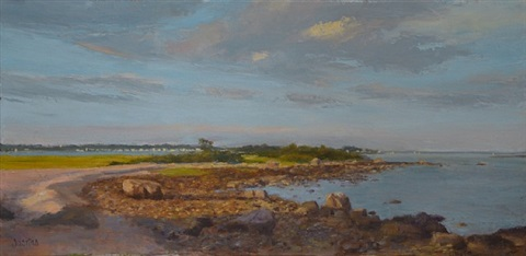day's end, meig's point by susan jositas