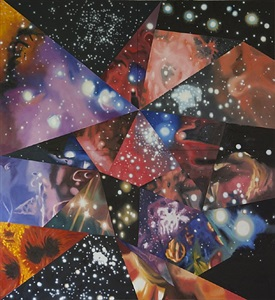 multiverse you are, i am by james rosenquist