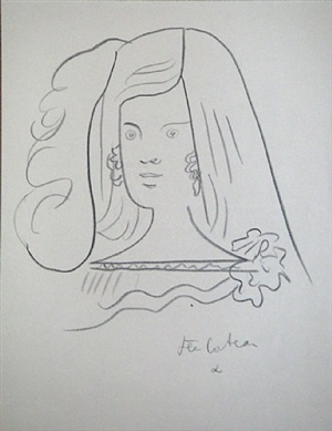 the bride by jean cocteau