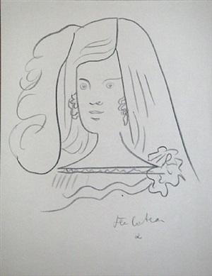 the bride by jean cocteau